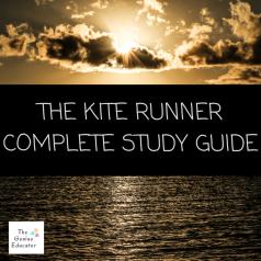 https://www.teacherspayteachers.com/Product/The-Kite-Runner-Complete-Study-Guide-4318733